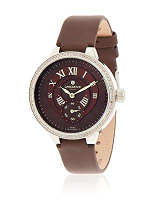 Lancaster Reloj con movimiento cuarzo suizo Woman Wo1P Halley 36 mm