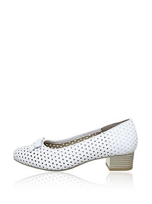 Caprice  Zapatos Garance (Blanco)
