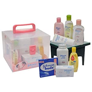 Johnson's K-501 Baby Care Gift Boxes