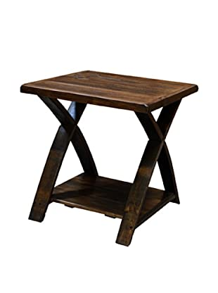 2 Day Designs Traversa End Table