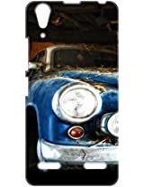 a AND b Mobile Back Cover For Lenevo A6000 (LEN_A6000_3D_390)