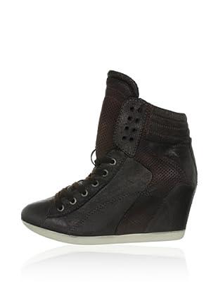 Mjus Keil-Sneaker (Anthrazit)