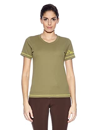Northland Professional T-Shirt Cooldry Bea Ls (Verde Grigio)