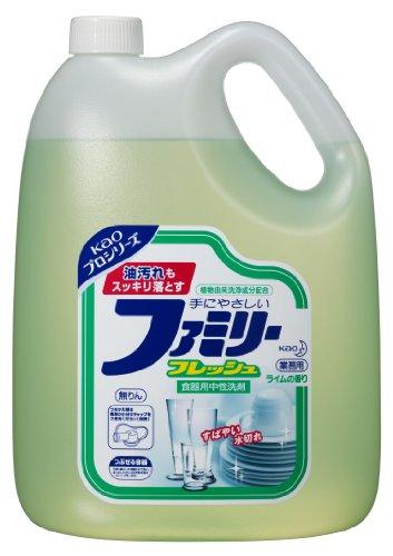 花王プロシリーズ ファミリーフレッシュ 業務用 4.5L (店販・通販用)