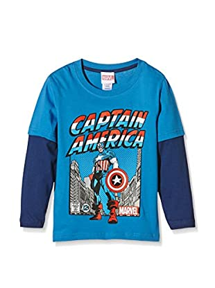Marvel Longsleeve Captain America Guardian