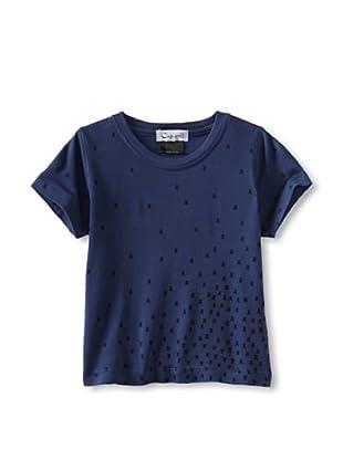 A for Apple Kids Rat T-Shirt (Blue)
