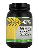 Brio Whey Gold - 1 kg (Strawberry)