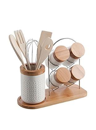 J-LINE Behälter für Küchenhelfer