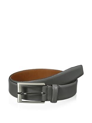 J.Campbell Los Angeles Men's Pebble Grain Belt (Grey)