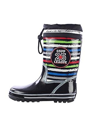 Gioseppo Kids Botas de Agua Tempestad (Negro)