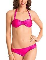 PrettySecrets Women's  Bikini (Pack of 2)