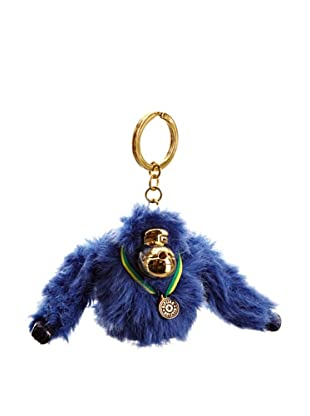 Kipling Schlüsselanhänger Monkeyclip (Blau)