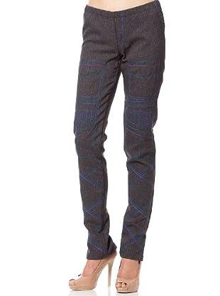 Custo Pantalón Takhe (Multicolor)