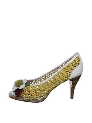 Poetic Licence Zapatos Prickly (Verde)