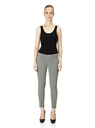 J Brand Hose Japanese Twill Mid Rise (Pomme)