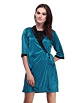 Belle Nuits Women's Short Robe