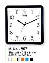 Orpat 907 Ajanta Minimalistic Wall Clock