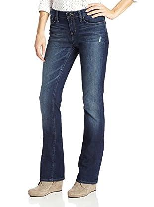 DKNY Jeans Women's Ave B Slim Boot Jean (Wild West Wash)