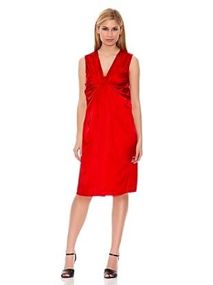 Hugo Boss Vestido Doresa (Rojo)