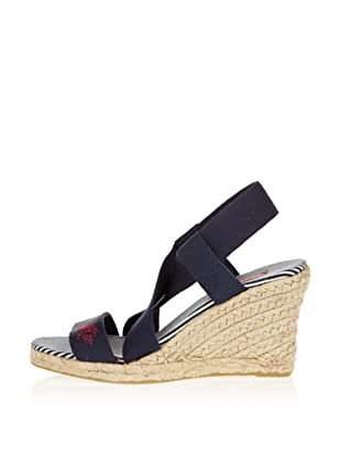 US Polo Assn Wedges Bella (Dunkelblau)