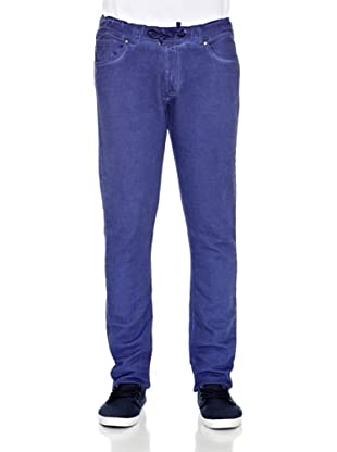 Carrera Jeans Pantalón Play 11 Oz. (Azul)