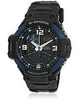 G-Shock Ga-1000-2Bdr-G541 Black/Two Tone Analog & Digital Watch Casio
