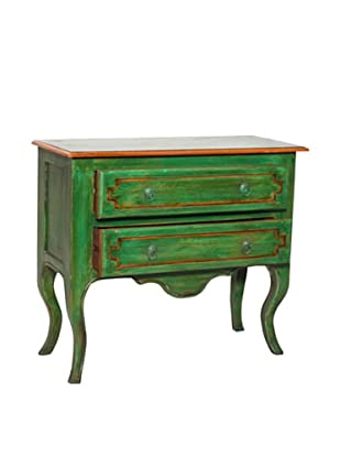 Avery Dresser, Jade, Green