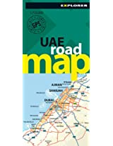 UAE Road Map Explorer (Road Maps)