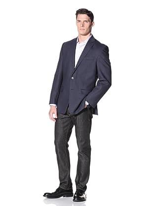 Calvin Klein Men's Malik Neat Jacket (Navy)