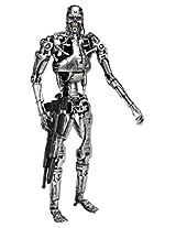 Terminator - 7 Action Figure - T-800 Endoskeleton (Retro Packaging)