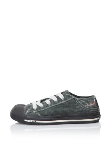 Diesel Kids Exposure Low Sneaker (Grey)