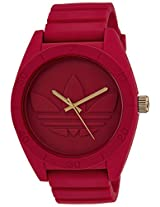 Adidas Analog Red Dial Men's Watch - ADH2714