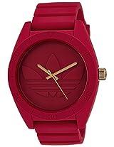 Adidas Analog Red Dial Men's Watch - ADH2714