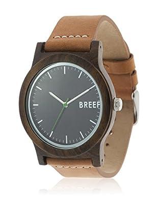 BREEF WATCHES Uhr mit japanischem Uhrwerk Unisex EBANO ORIGINAL 44 mm
