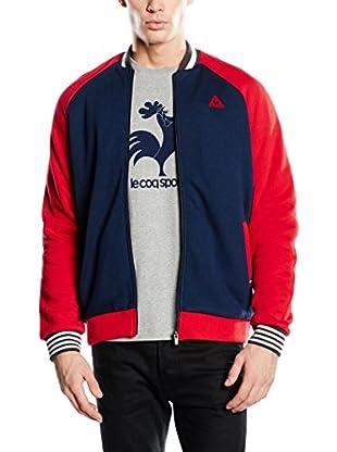 Le Coq Sportif Sweatjacke Carlima Premium Fleece