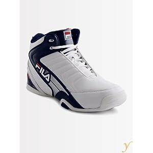 Fila Men Clutch White Sports Shoes