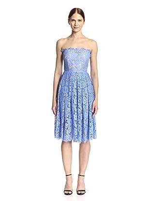 Aijek Women's Lace Bustier Dress