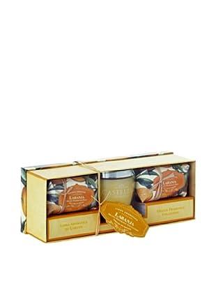 Castelbel Ambiante Orange Soap & Candle Gift Set