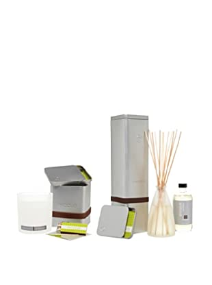 Evoque Cinnamon Noir Soy Paraffin Candle and Diffuser Kit