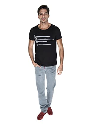 Giorgio Di Mare Camiseta Joey (Negro)