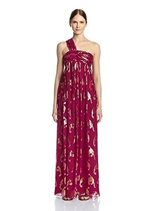 Rachel Zoe Women's Stella One-Shoulder Gown