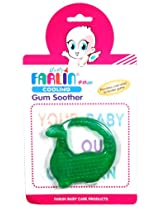Farlin BF 145 Water Filled Cooling Gum Soother (Green)