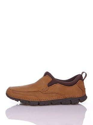 Rockport Zapatos Casual Rocsport Slt2 (Camel)