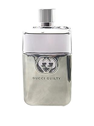Gucci Eau de Toilette Herren Guilty 90 ml, Preis/100 ml: 58.83 EUR