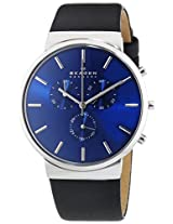 Skagen Analogue Blue Dial Men Watch (SKW6105)