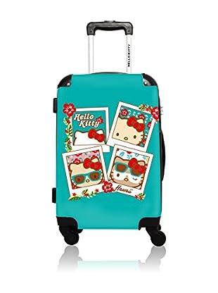 IKASE Trolley 85185/50/Blk/Lic/1729   48  cm