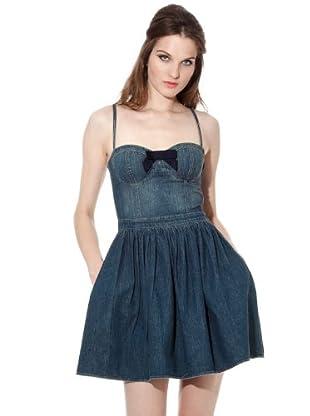 Guess Vestido (azul óxido)