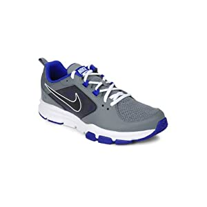Nike Men Grey Air Velocitrainer Sports Shoes