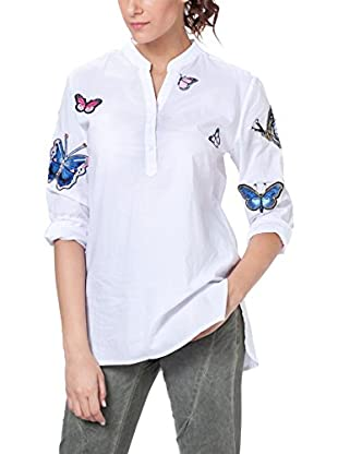 Tantra Camicia Donna Butterfly stickers
