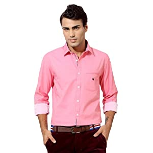 Louis Philippe Sporty Ultra Slim Fit Shirt